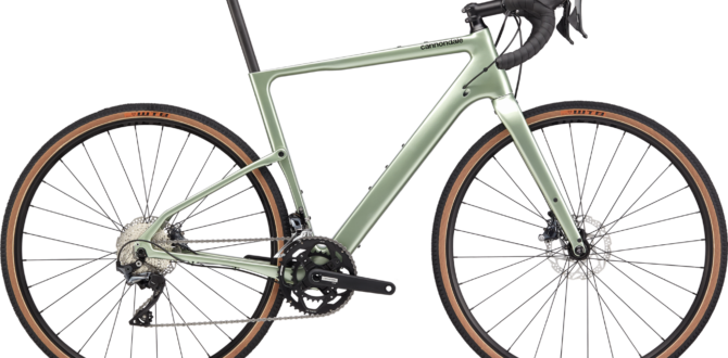CANNONDALE TOPSTONE Carbon Ultegra RX 2 Agave 2020