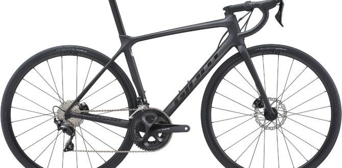 GIANT TCR ADVANCED 2 DISC SE カーボン 2021