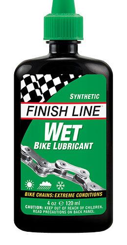 FINISHLINE Wet Bike Lubricant 120ml 1210円税込み