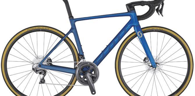 SCOTT Addict RC 30 BLUE 2020