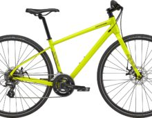 CANNONDALE QUICK DISC WOMEN'S 5 2021 Highlighter